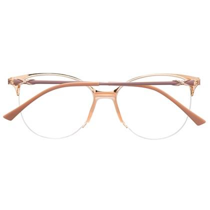Armação de óculos de grau - Manuzita 2.0 - Rose