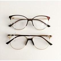 Armação de óculos de grau - Manuzita - Marrom