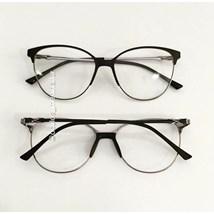 Armação de óculos de grau - Manuzita - Preto