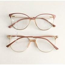 Armação de óculos de grau - Manuzita - Rose
