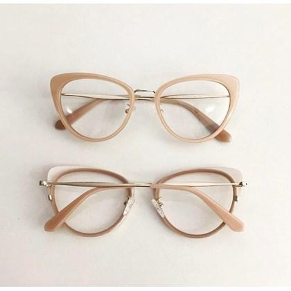 Armação de óculos de grau - Marrie 3711- Rose