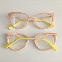 Armação de óculos de grau - Marrie - Rose