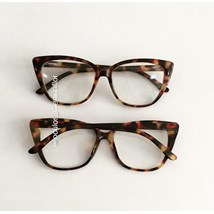 Armação de óculos de grau - Maud - Animal print