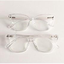 Armação de óculos de grau - Maud - Transparente