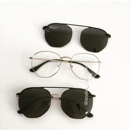 Armação de óculos de grau - Melanie 3.0 - Dourado