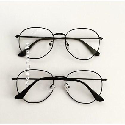 Armação de óculos de grau - Melanie 3.0 - Preto