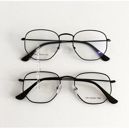 Armação de óculos de grau - Melanie 5951 - Preto