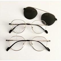 Armação de óculos de grau - Mermaid - Dourado