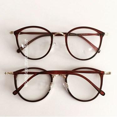 Armação de óculos de grau - Mileni - Marrom