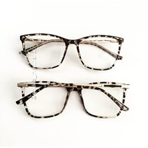 Armação de óculos de grau - Olívia Two - Animal print