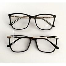 Armação de óculos de grau - Olívia Two - Preto