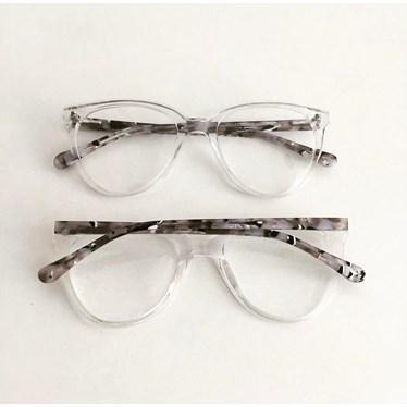 Armação de óculos de grau - Pamela 2181 - Transparente