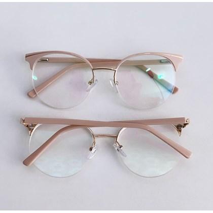 Armação de óculos de grau - Paris 2530 - Rose Candy C4