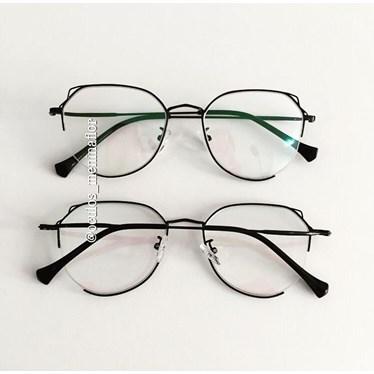 Armação de óculos de grau - Paris - Preto