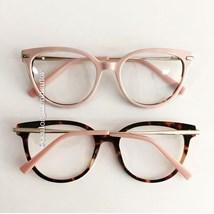 Armação de óculos de grau - Paty - Rose