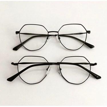 Armação de óculos de grau - Petit  2157 - Preto