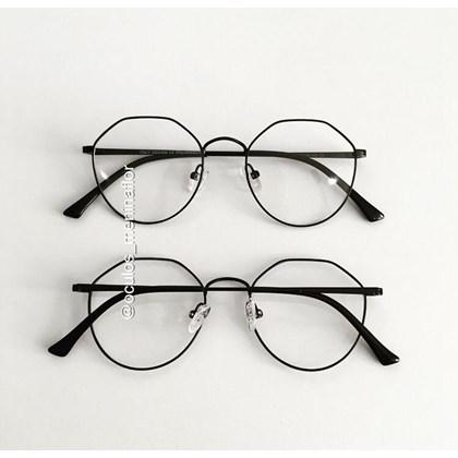 Armação de óculos de grau - Petit - Preto