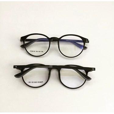 Armação de óculos de grau - PZ8218 - Preto