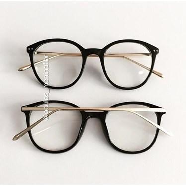 Armação de óculos de grau - RBMF - Preto
