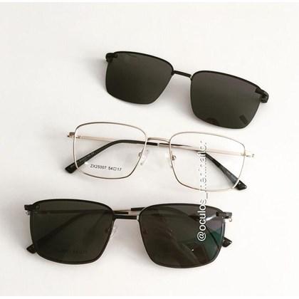 Armação de óculos de grau - Sereia Classic 5007 - Dourado