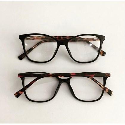 Armação de óculos de grau - Tais 3764 - Preto