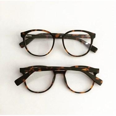 Armação de óculos de grau - Tamires 3685 - Animal print