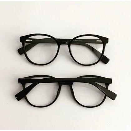 Armação de óculos de grau - Tamires 3685 - Preto