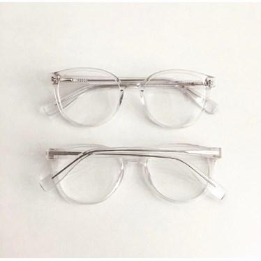 Armação de óculos de grau - Tamires 3685 - Transparente