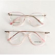 Armação de óculos de grau - Verona 6357 - Rose transparência