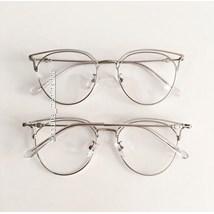 Armação de óculos de grau - Vita Dolce - Prata