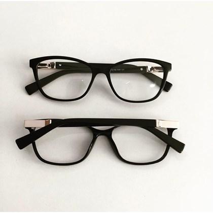 Armação de óculos de grau - Vitória 3694 - Preto