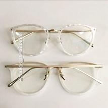 Armação de óculos de grau - X807 - Madre pérola branca