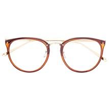 Armação de óculos de grau - X807 - Marrom