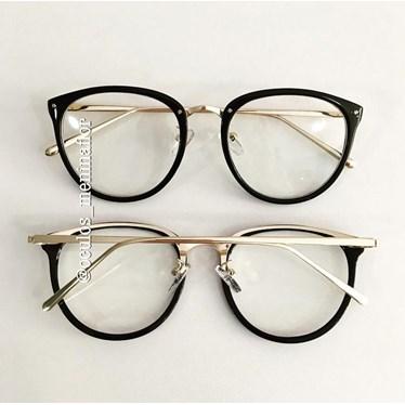 Armação de óculos de grau - X807 - Preto