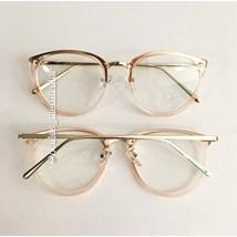 Armação de óculos de grau - X807 - Rose transparência