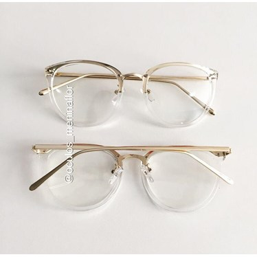 Armação de óculos de grau - X807 - Transparente