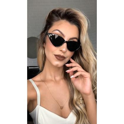 Óculos de sol - Alexia Solare - Preto
