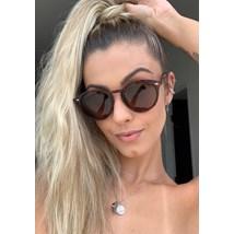 Óculos de Sol - Amalfi 22025 - Animal print