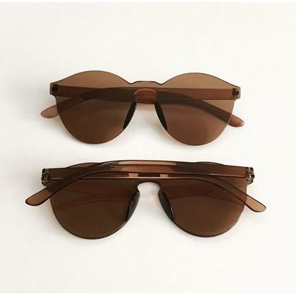 Óculos de sol - Caribe - Marrom