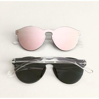 Óculos de sol - Caribe - Rose espelhado