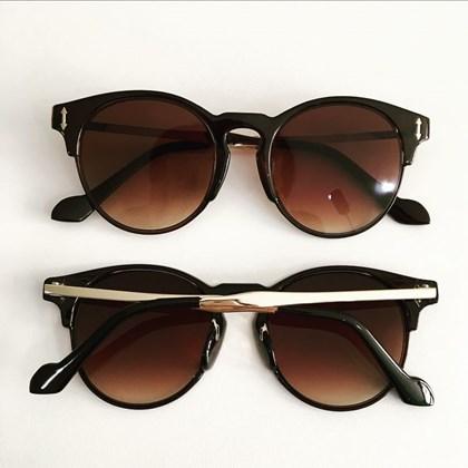 a99a6dbd2ecb4 Óculos de Sol - Direction - Marrom ...