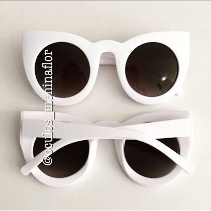 5906ee13f Óculos de sol - Flamingo - Branco ...