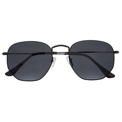 Óculos de Sol - Itália Hexagonal - Preto