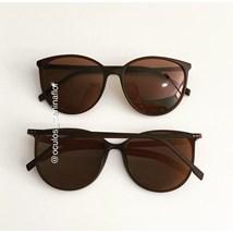 Óculos de Sol - Jasmine - Marrom Fosco lente marrom