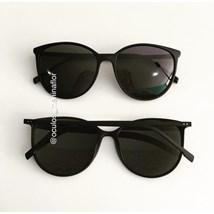 Óculos de Sol - Jasmine - Preto fosco lente preta