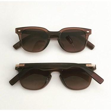 Óculos de sol - Karolaine 5012 - Marrom