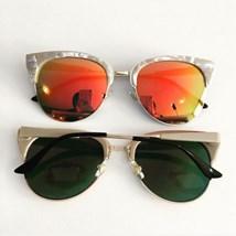54cad662c Óculos de sol - Madri - Vermelho espelhado ...