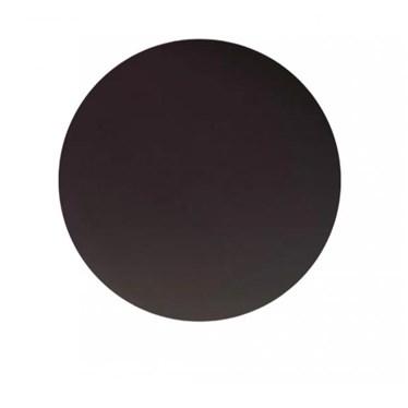 Par de lentes solar colorida com grau - Preto